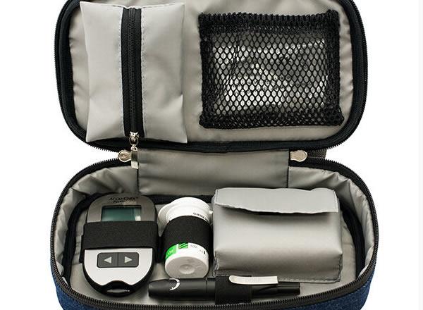 Наполнение сумки диабетика